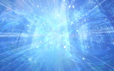 Blue Faerie Guides Support Return to Eternal LifeStream